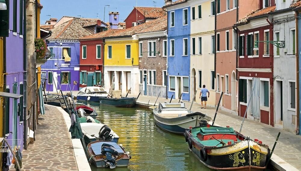 PITTORESK: En del nordmenn eier allerede bolig i Italia. (Alle foto: Scanpix)