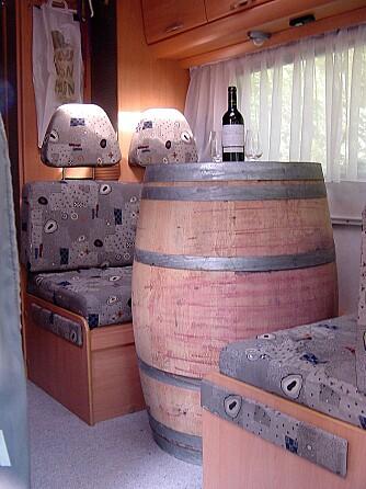 VIN-VINN: Hvorfor ikke kombinere reisen med vinopplevelser på idylliske vingårder? FOTO: France Passion