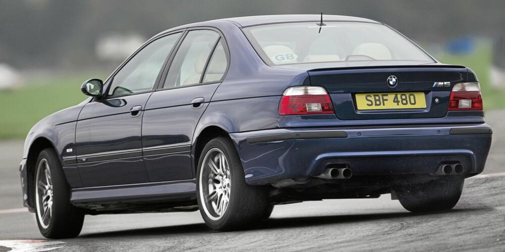 SOLID: BMW E39 M5