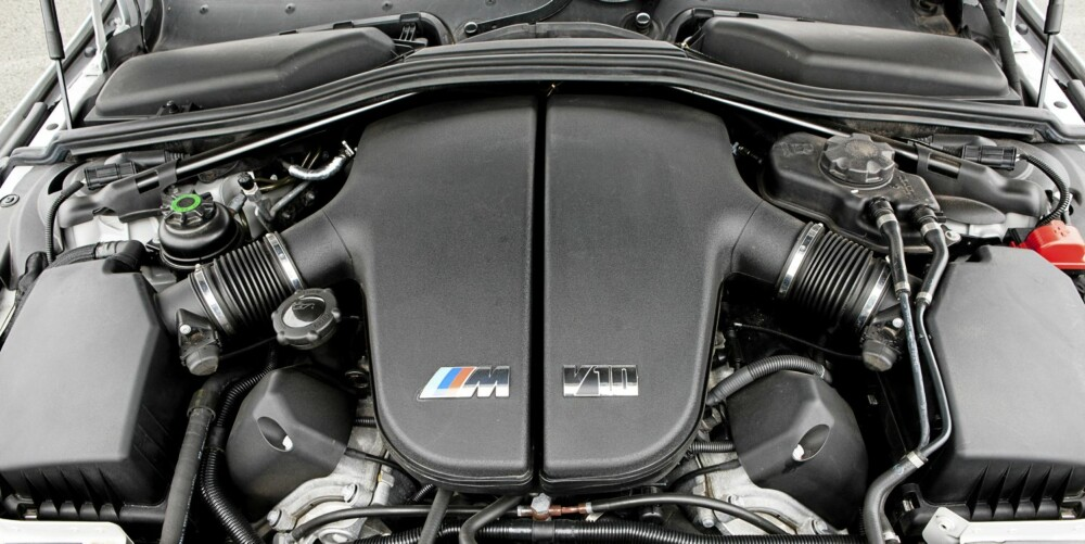 V10: BMW E60 M5.