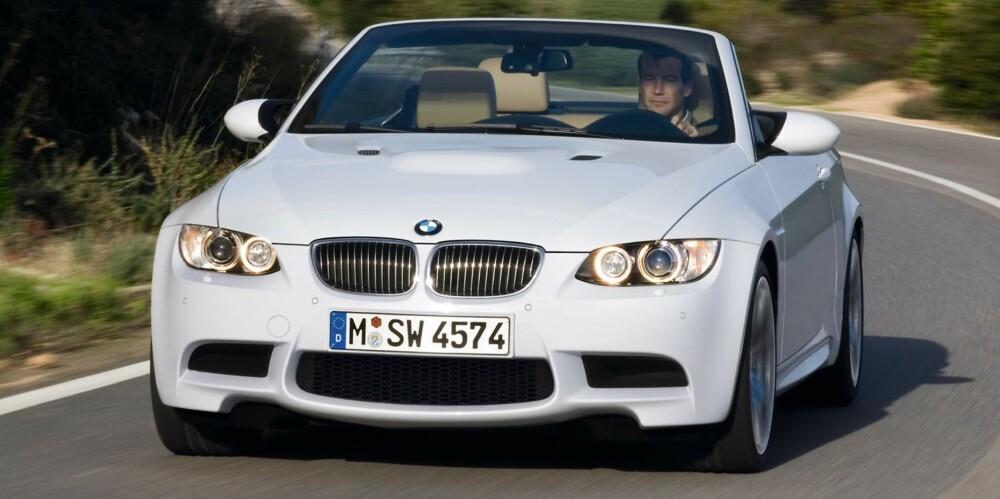 RIVAL: BMW M3. FOTO: BMW
