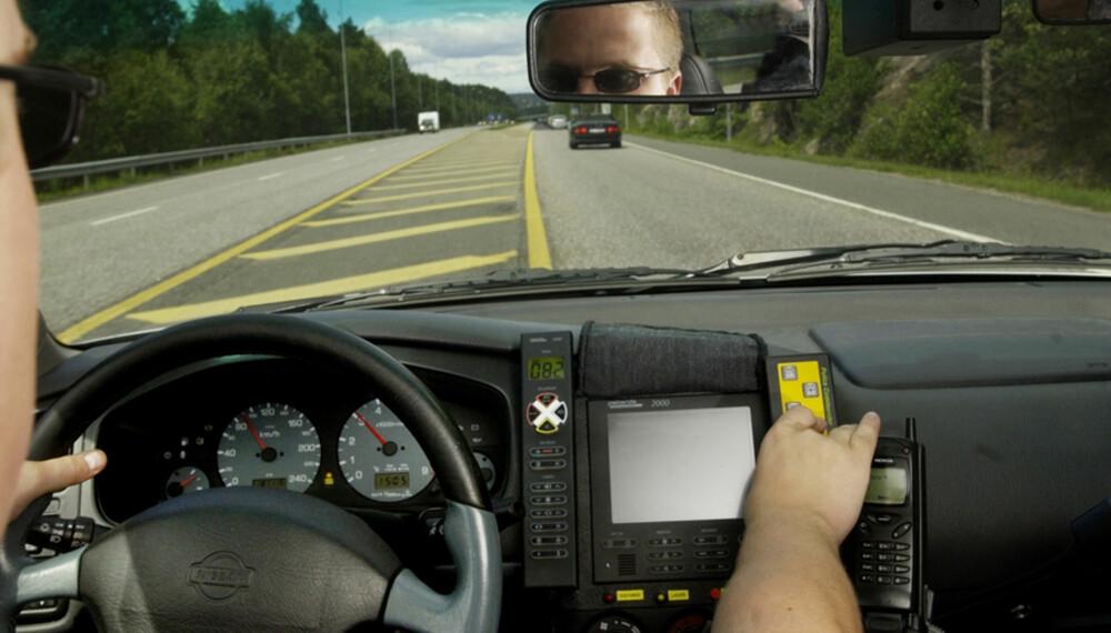 FASTE GRENSER: Det er en egen forskrift som regulerer når man mister førerkortet.
