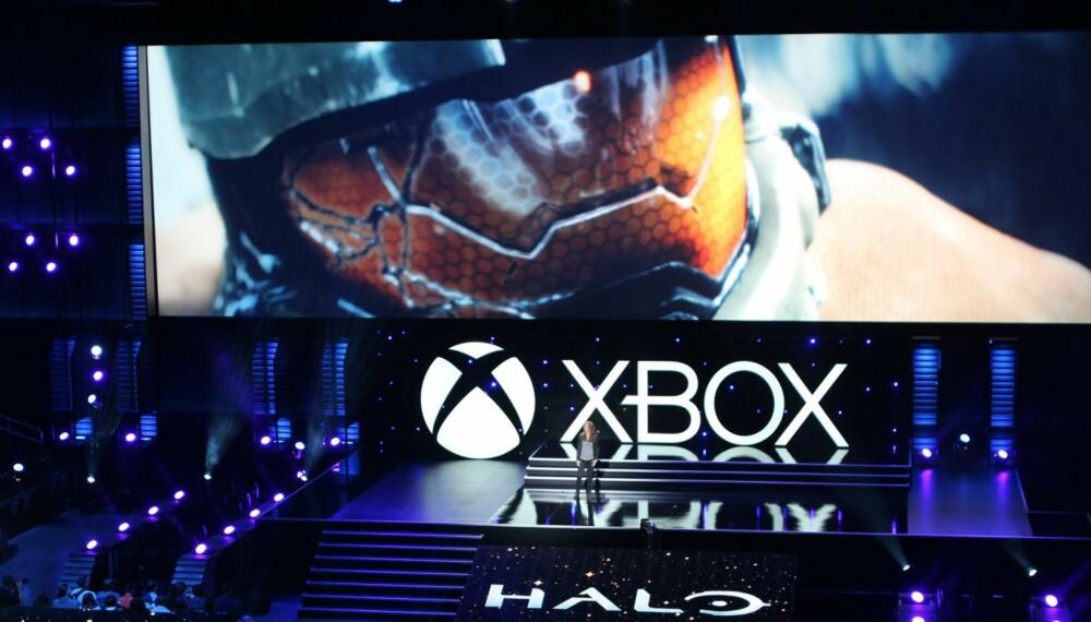 HALO: Mest applaus fikk Halo Master Chief Collection, som er en samlepakke med de fire hovedspillene i Halo-serien til Xbox One.