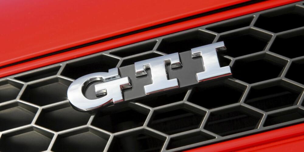 LEGENDARISK: GTI er blitt tre ettertraktede bokstaver. Foto: VW