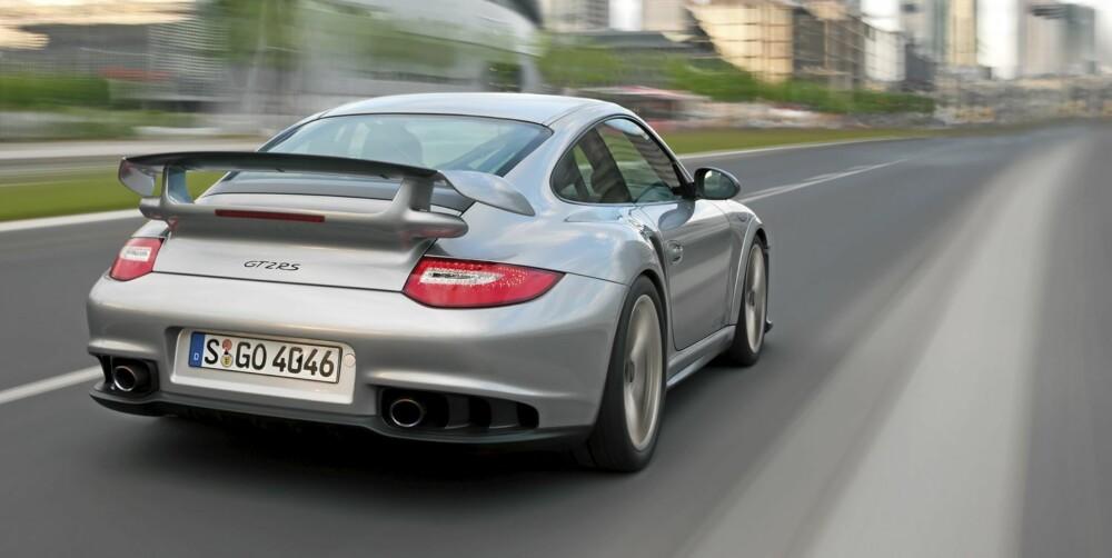 VELDIG FORT: Hvis du blir tatt i 50 km/t over fartsgrensen blir det fort veldig dyrt.