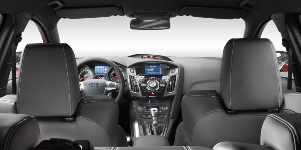 BRA PRIS: Har du 500 000 kroner å bruke på bil, så er dette bilen du skal kjøpe. FOTO: Ford