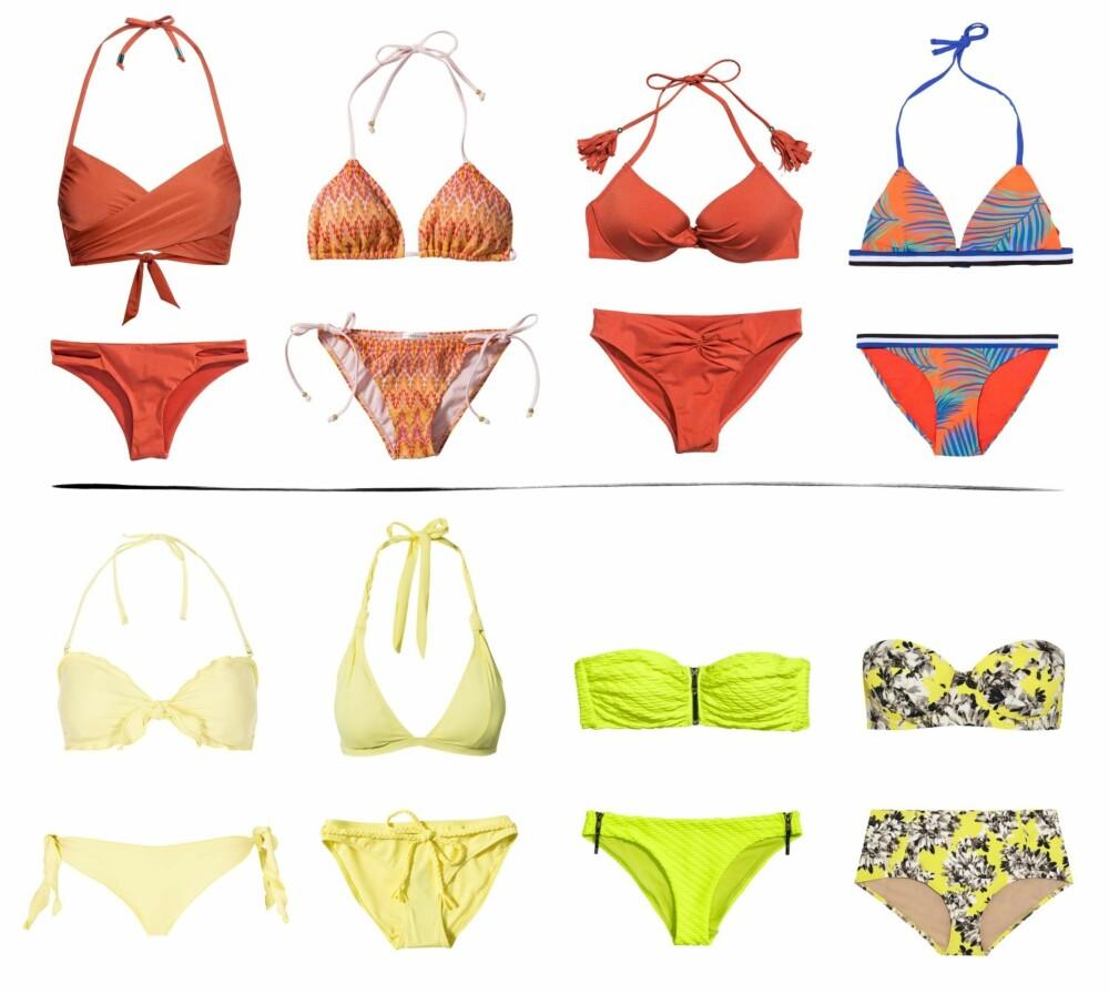 aa0ff0bfc Her er sommerens fineste bikinier - Mote og Shopping