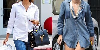 JA, DET ER LOV: Det er både kult og komfortabelt å låne klær fra kjæresten sin eller handle på herreavdelingen.