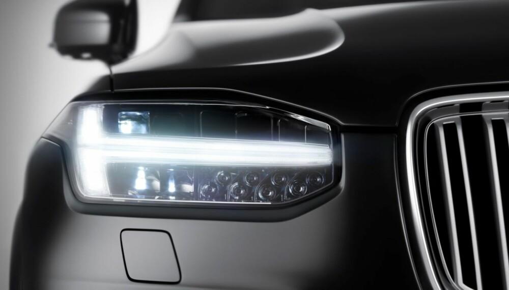 NY VOLVO: Bildene av nye Volvo XC90 kommer noe senere, men prisen er klar.