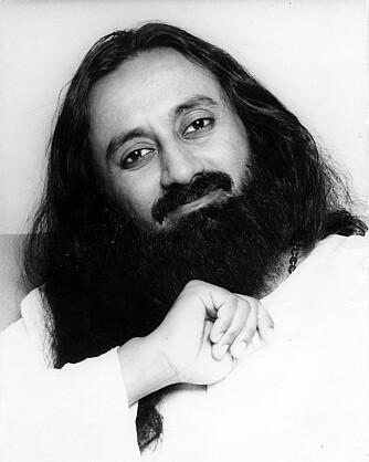 Sri Sri Ravi Shankar er grunnleggeren og guru i Art of living-filosofien.