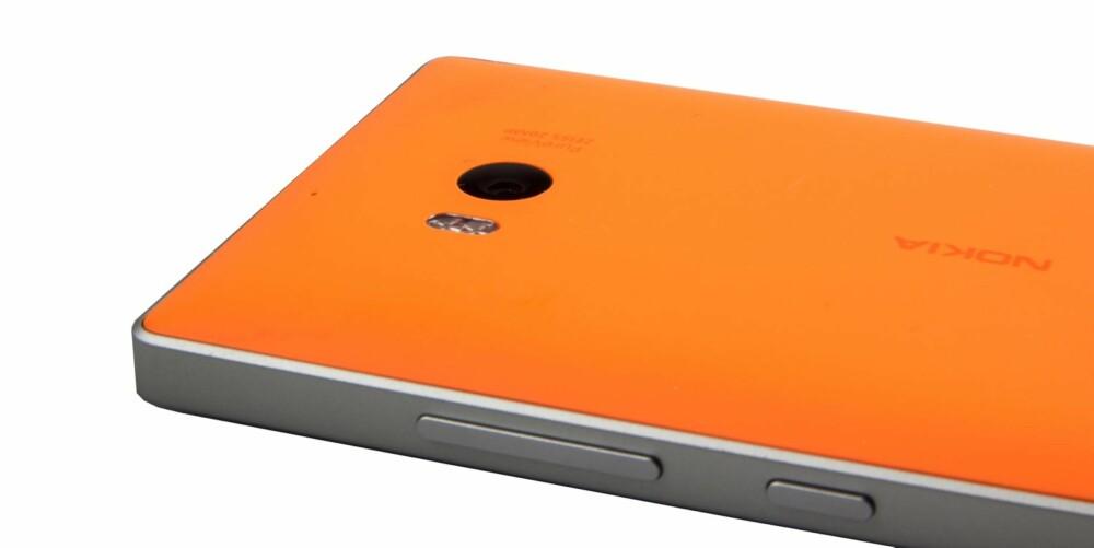 GODT KAMERA: Med 20,7 megapiksels oppløsning og Nokias gode kameraapp, så kan man ta gode bilder med Lumia 930.