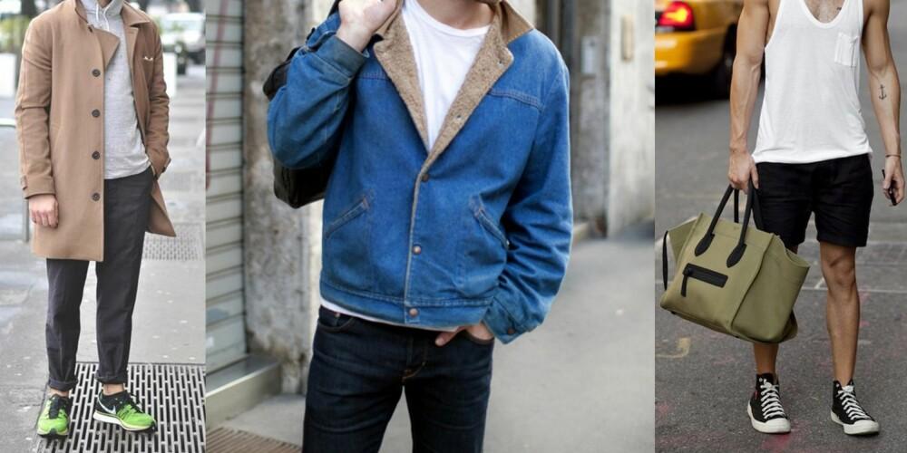 AVSLAPPET: Kombinerer gjerne en hettegenser og jeans, og er opptatt av at antrekket skal være både behagelig og fint.