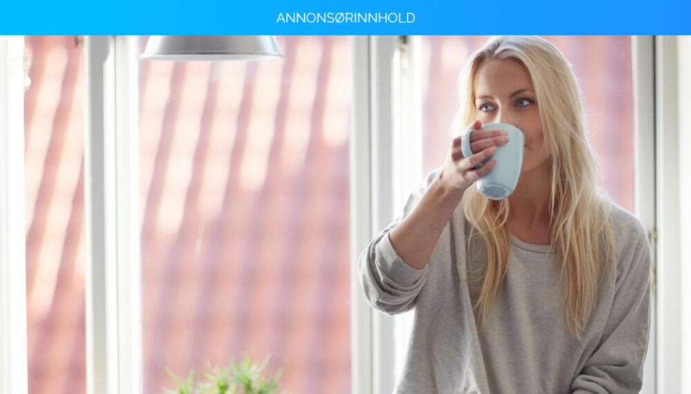 Nyt den beste kaffekoppen - hver dag!