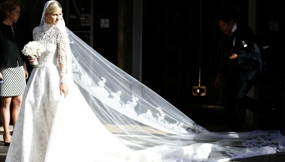 JAKTEN PÅ DEN PERFEKTE BRUDEKJOLEN: For å finne kjolen som sitter perfekt, burde du velge en som er flatterende for deg og din kroppsfasong.