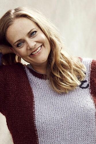SPALTIST: Komiker Henriette Steenstrup bidrar med skråblikk i hver eneste utgave av Kamille.