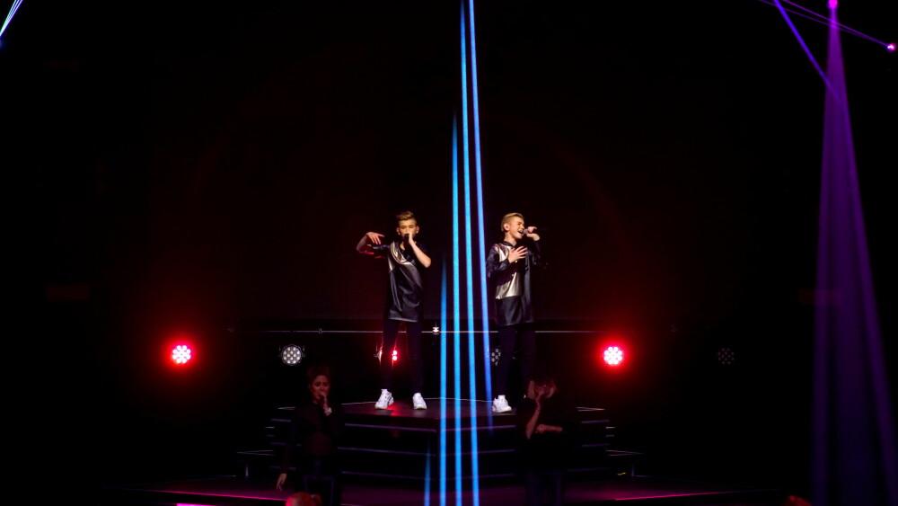 Se på disse to, da! Er det rart vi måtte felle noen tårer?!