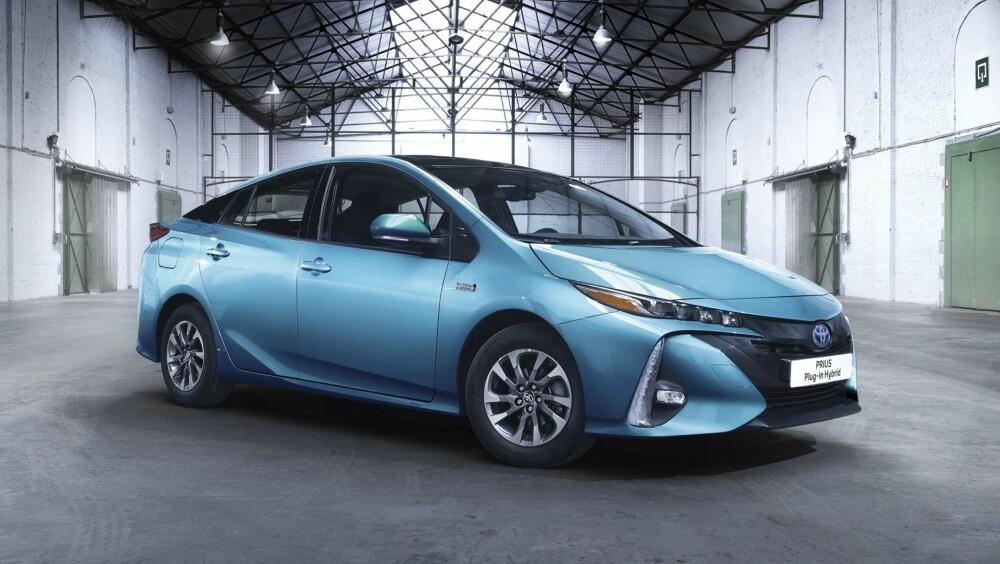 Toyota Pris Plug-In