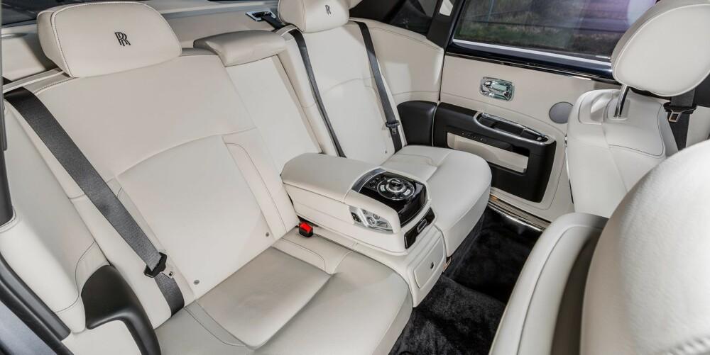UENDELIGE VALGMULIGHETER: Fordelen med en håndbygget bil er at du kan få den akkurat som du vil. Babyblått interiør? Null problem. Spygrønn lakk? Selvfølgelig, sir. Foto: Si Gray