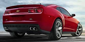 FORBEDRET: Karosseriet har også blitt lettere ombygd for å tyne ut effektivitet, og særlig i høy hastighet. Foto: GM