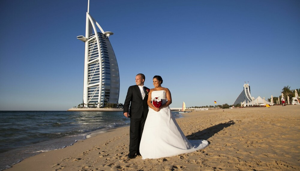 UTENLANDSBRYLLUP: Hvorfor ikke gifte seg utenlands? - Alt ligger til rette for et mindre stressende bryllup enn dersom du hadde arrangert det hjemme i Norge, sier Sjømannskirkens kommunikasjonskonsulent, Morten Opedal.