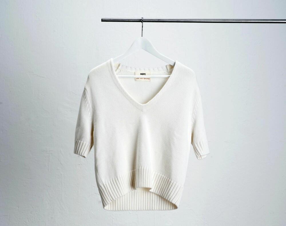 LIK BILDET - FÅ PLAGGET GRATIS: Sveriges #sharewear-kampanje på Instagram vil gi nytt liv til ubrukt tøy.