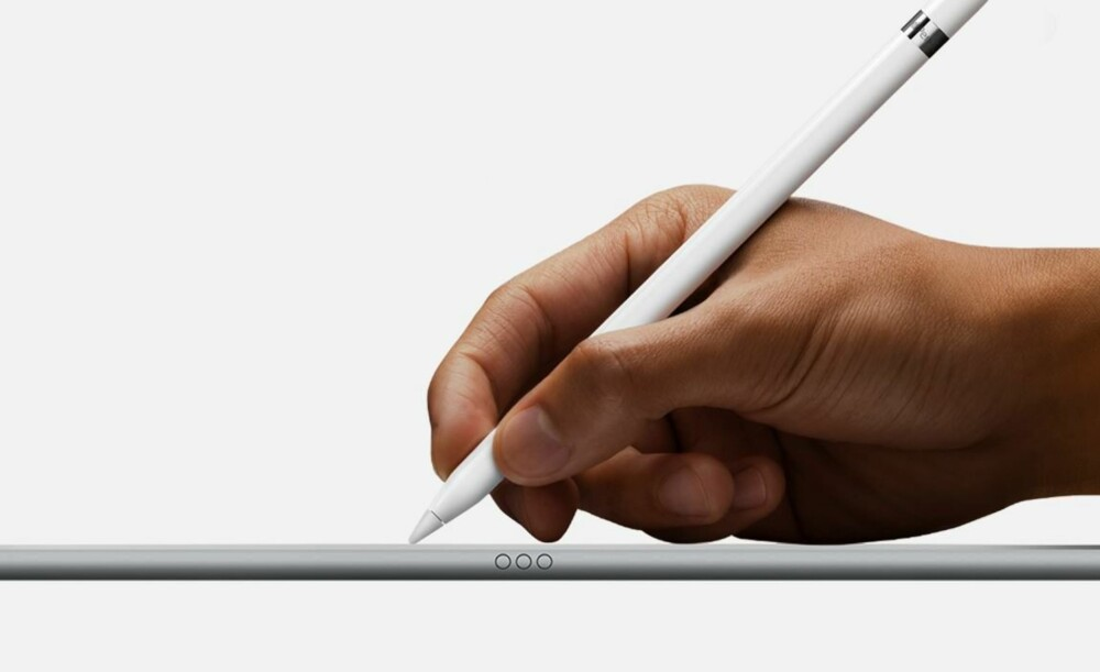 """STYLUS: Enten man kaller det for penn eller blyant, så vet alle at Steve Jobs ikke ville ha noe av en """"stylus""""."""