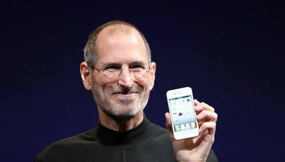 3,5 tommer: iPhone 4 var den siste iPhone med 3,5 tommers skjerm. Etter at Jobs døde vokste iPhone 5 til 4 tommer, før den med med iPhone 6 og 6 Plus ble 4,7 og 5,5 tommer. Ville Jobs ha gått med på det?