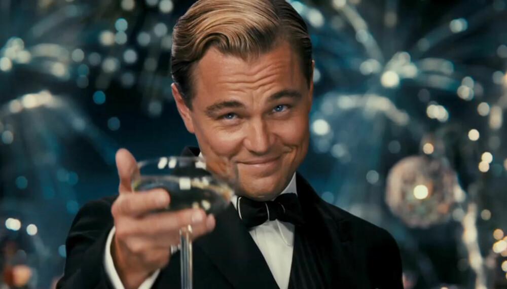 OSCAR-NOMINERT BARSKING: Se klipp fra alle filmene til Leonardo DiCaprio under.
