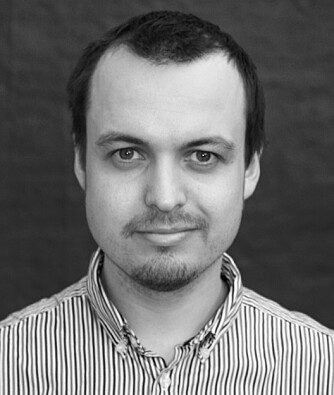 MILJØEKSPERTEN: Håkon Lindahl er fagrådgiver i Framtiden i våre hender. Han jobber mest med mat og miljøgifter, men også med annet forbruk.