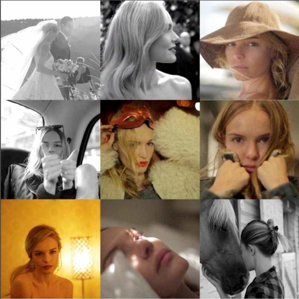 @michael.polish Om du aldri går lei av å se på bilder av Kate Bosworth, er Instagram-profilen til ektemannen hennes noe for deg. Han er forelska, for å si det sånn.