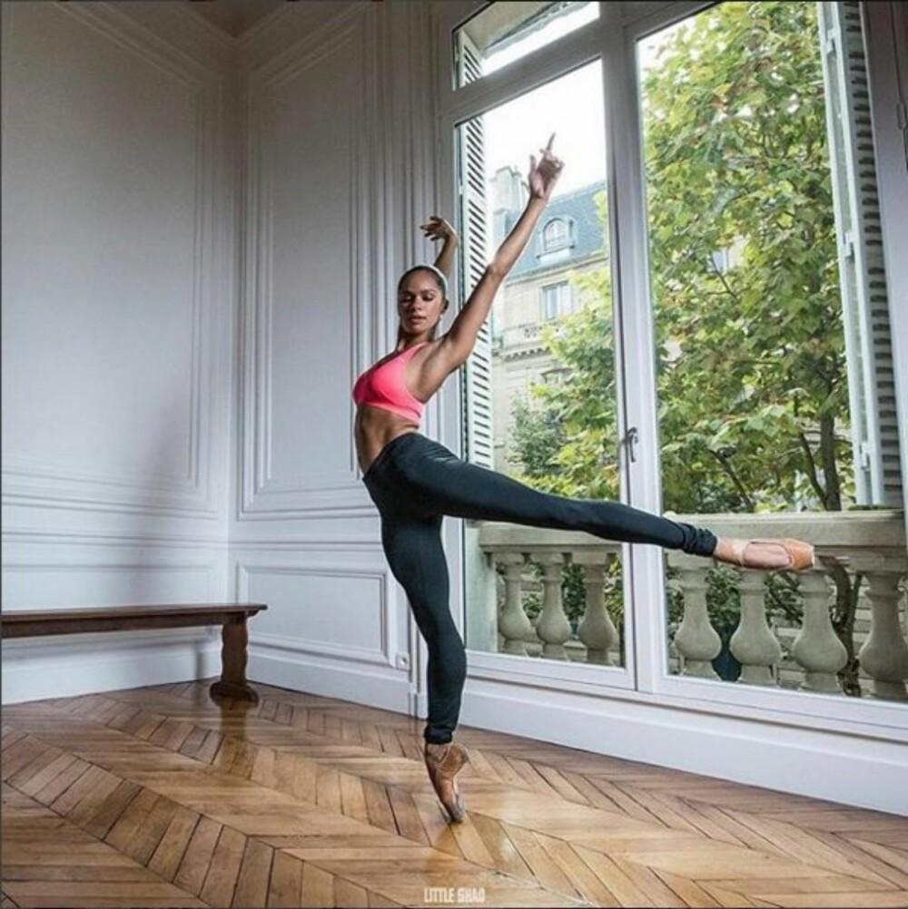 @mistyonpointe Vi er på knærne etter Misty Copeland, som er kjent for å stå på tærne. Til tross for at hun ble ansett som for gammel til å bli ballettdanser, ble hun likevel den første afroamerikanske solodanseren i The American Ballet Theatre.