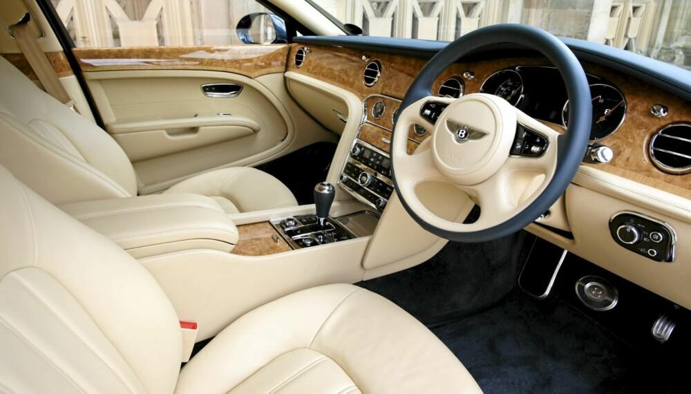 Bentley Mulsanne 2010. Luksusbil. Bentley Mulsanne 2010. Luksusbil.