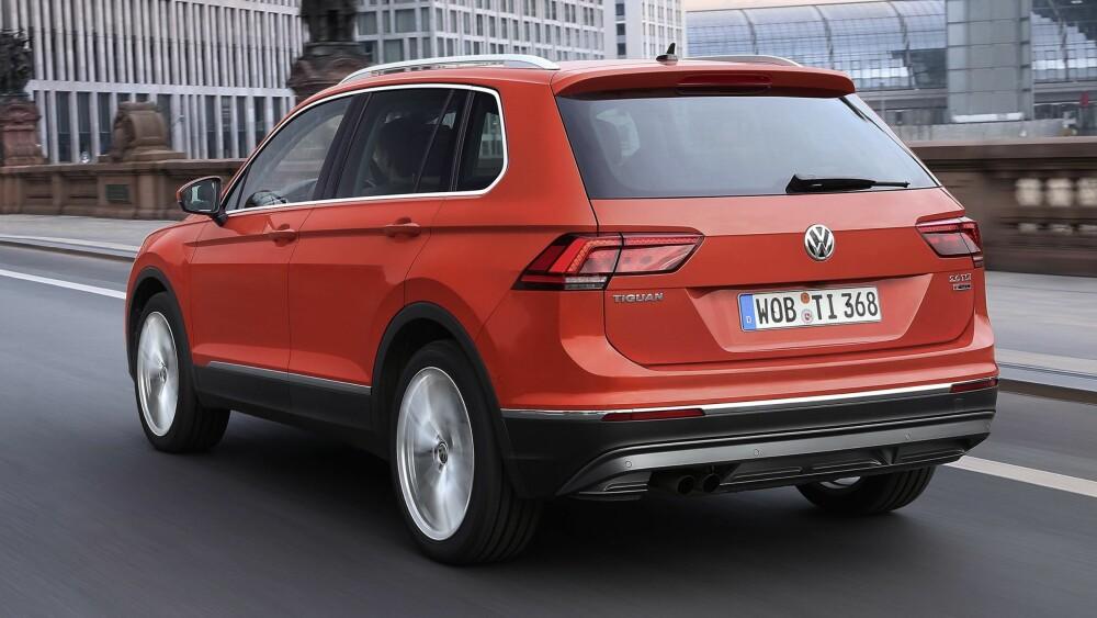 FALLER: Volkswagen faller mest blant merkene i årets pålitelighetsundersøkelse. Ni plasser ned fra i fjor, og en 22. plass blant de 29 representerte merkene.