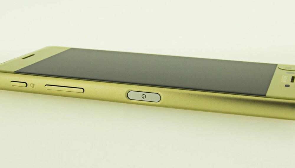 RÅTASS: Sony Xperia X Performance leverer på de aller fleste områder. Den har godt kamera, god ytelse, den er vanntett og den ser bra ut.