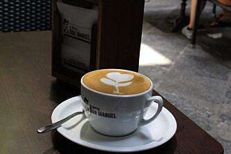 SMAK: Kaffen hos Don Miguel i Santa Cruz er verdt et besøk i seg selv!
