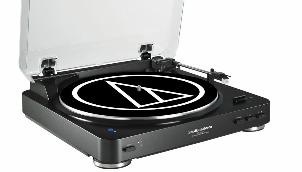 VINYL: Den gode gamle LP-en har hatt en renessanse de siste årene. Hvorfor ikke skaffe seg en platespiller med Bluetooth?