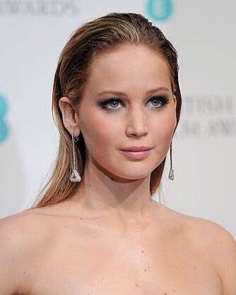 LIKESTILLING: Jennifer Lawrence tjener godt, men langt mindre enn sine mannlige kollegaer.