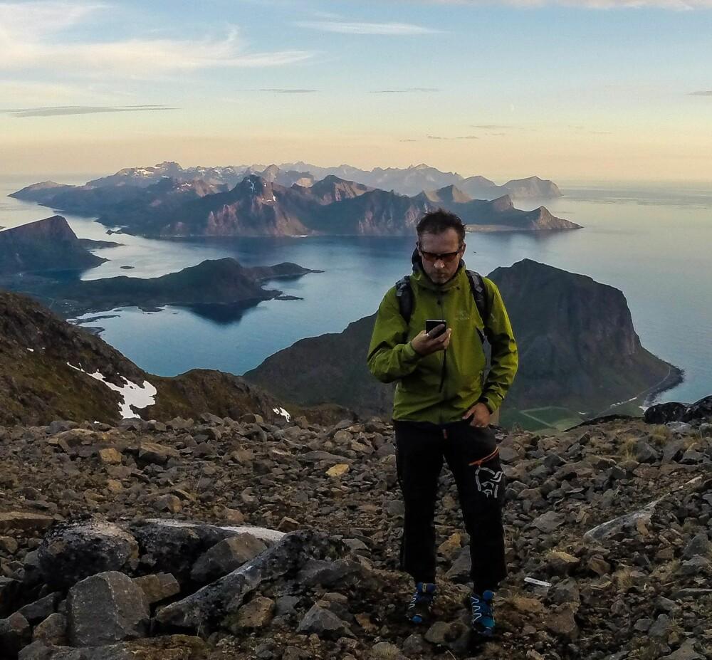 Tomasz Furmanek er blitt «verdenskjendis» for sine vakre    bilder tatt fra hans mange kajakkturer rundt om i Norge.