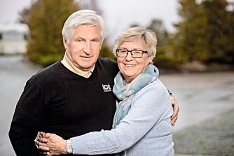 GODT GIFT: I hele 51 år har Sigrun og Bjørn Wirkola vært gift. Fortsatt er kjærligheten sterk.