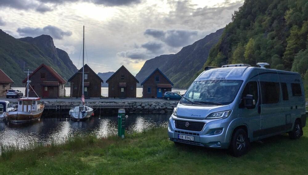 ROGALAND: Fra Frafjord i Gjesdal og Forsand kommune.