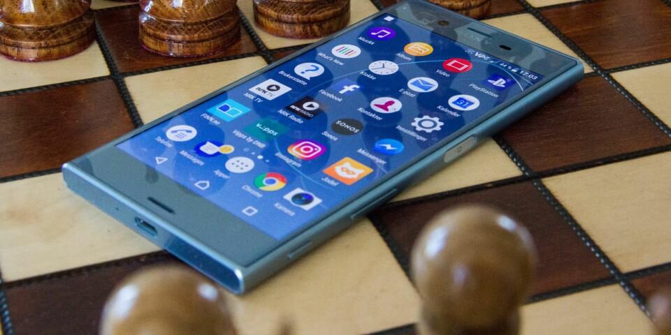 MATT: Sony setter ingen sjakk matt med Xperia XZs, men for Sony-fansen er det en god mobil.