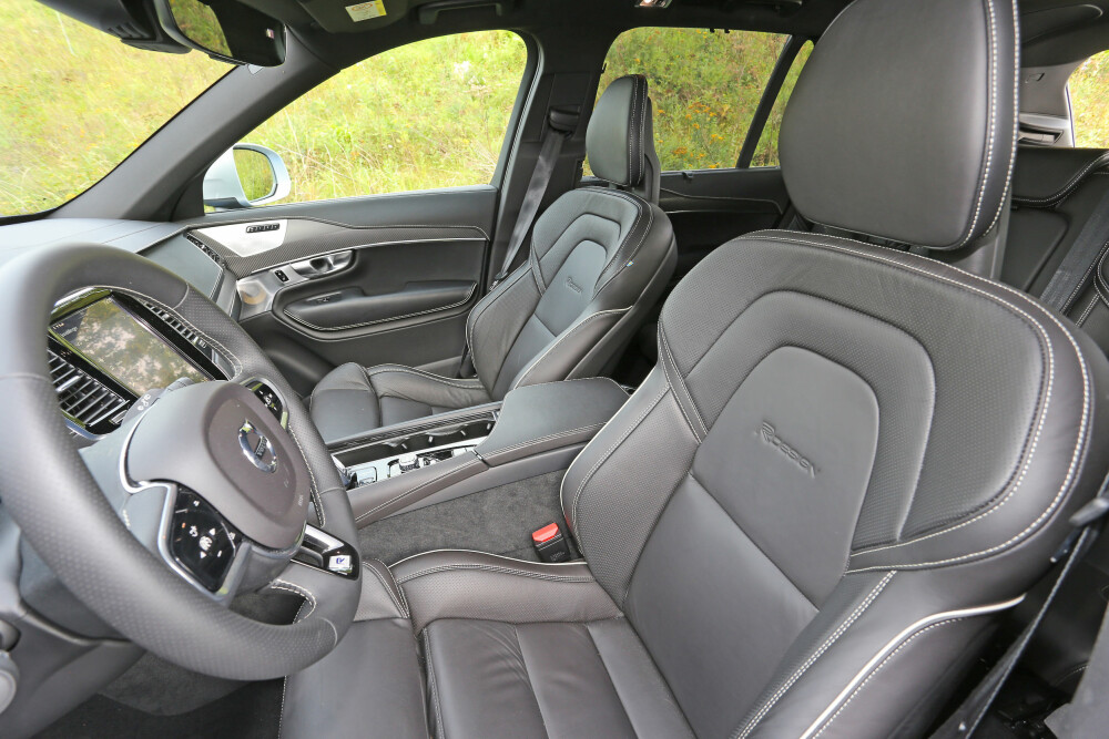 DYREST I GJENGEN: Volvo XC90 T8 starter på 931 000 kroner og er dermed ca. 70 000–115 000 kroner dyrere enn tilsvarende utstyrt XC90 med diesel (D5 og D4).