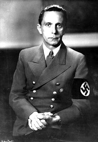 Bergh frekventerte samme klubb som Joseph Goebbels
