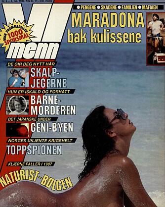 Forsiden på nr. 6-1987