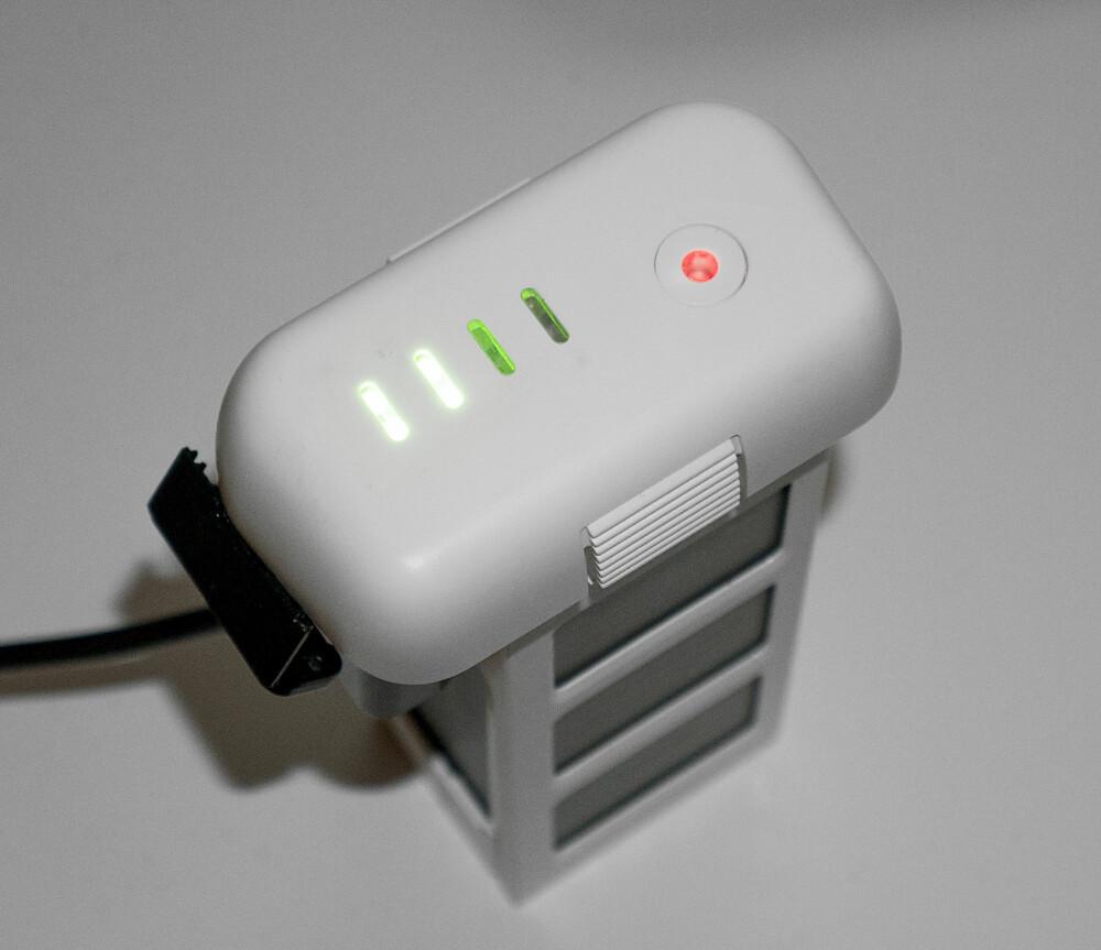 Det er ekstra viktig å lade batteriene helt opp når temperaturen synker.
