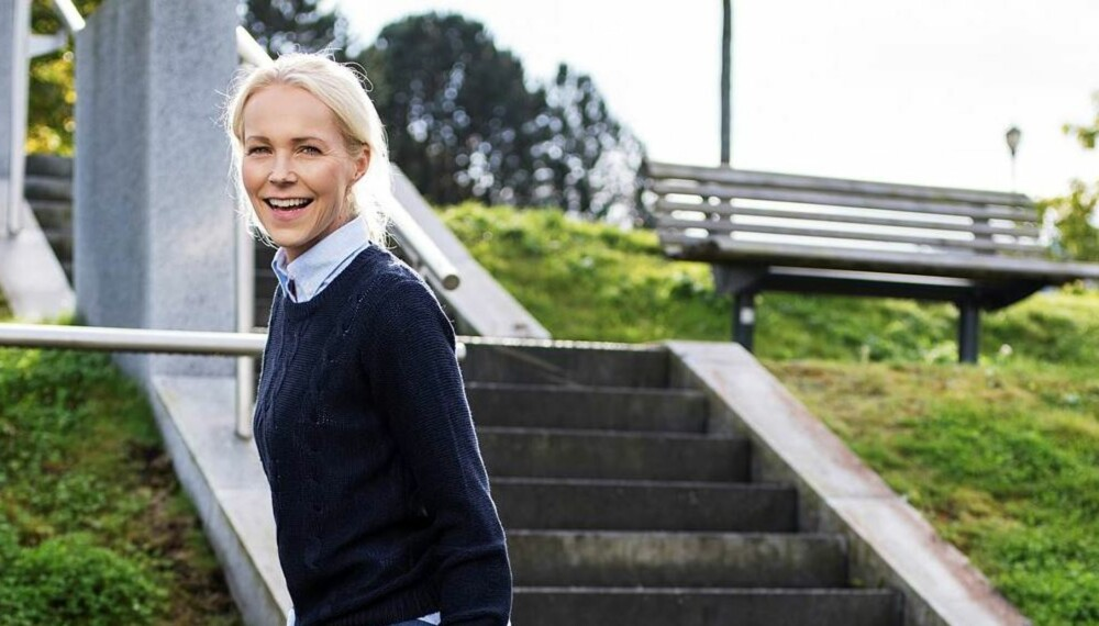 FAST SPALTIST: Lege, forfatter og seksbarnsmor, en superinspirasjon for å leve et sunt liv – samtidig som hun koser seg! Berit Nordstrand skriver fast for Kamille.