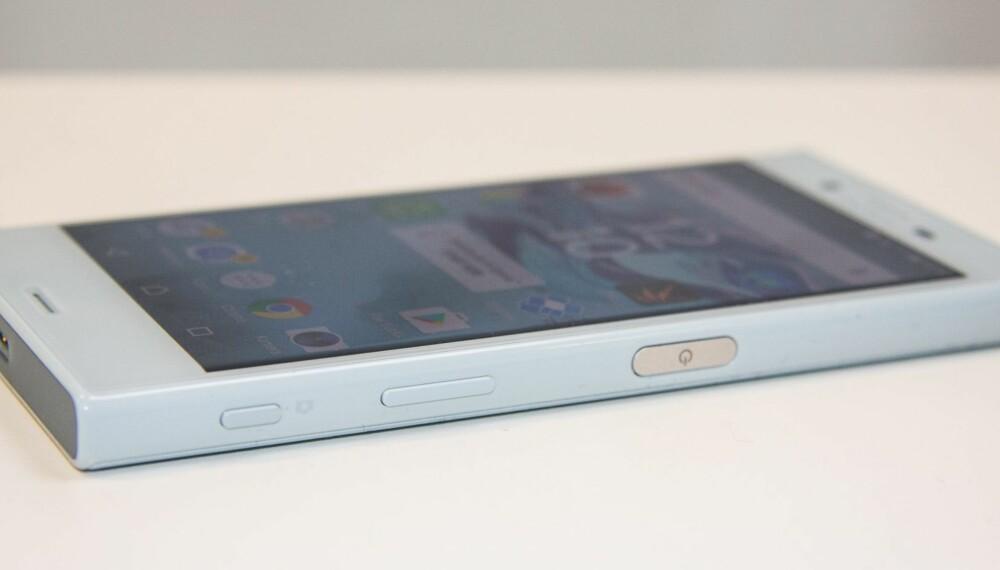 VELKJENT: Sony Xperia X Compact er en ok mellomklassemobil med et godt kamera.