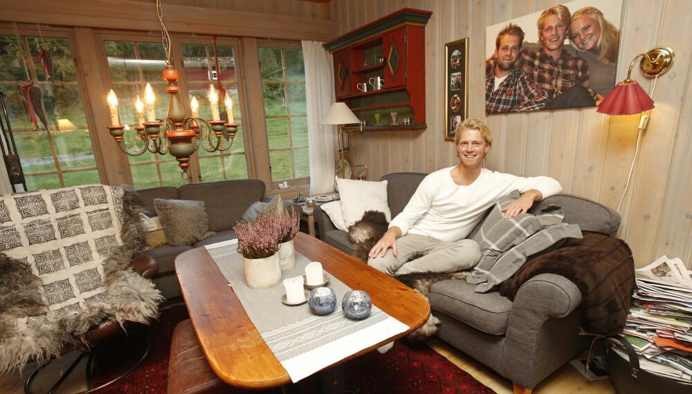 SAVNER BYGDA: Noresund med sine 382 innbyggere har vært viktig for hvem Eilev har blitt i dag. For tiden er han bosatt i Oslo, men gårdsgutten planlegger å flytte hjem etter hvert.