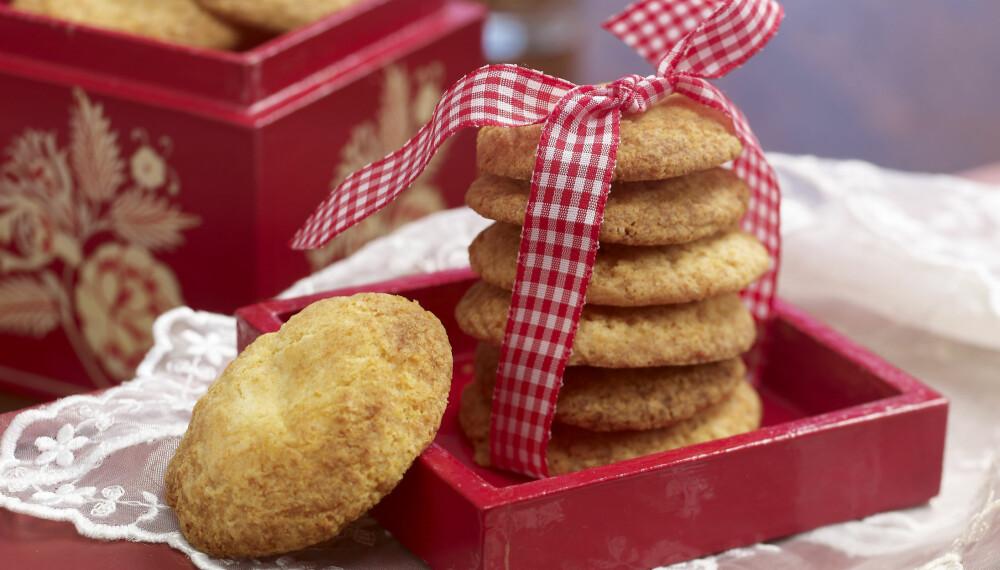 JULESTEMNING: Nellik, ingefær, kanel og muskat gir deilig juleduft i huset.