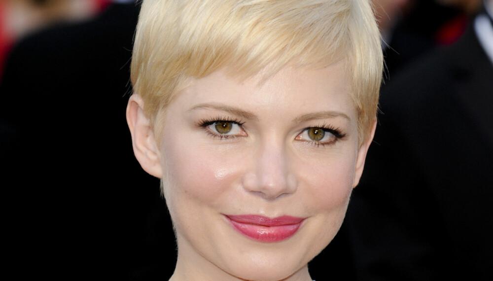 DEN MEST SEXY FRISYREN: Kort og blondt, nærmest hvitt, sies å være en av de heteste hårtrendene i 2017. ILLUSTRASJONSFOTO: Stellapictures